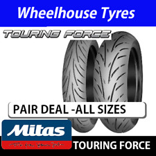 Mitas Touring Force Motorcycle Tyre Pairs Deal - All Sizes