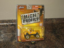 Jada High Profile 2002 Chevy Silverado 4X4 Monster Truck Chevrolet 2006 Wave 2