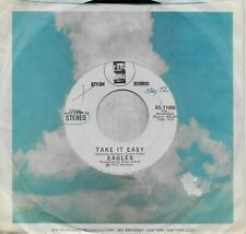 THE EAGLES  Take It Easy  rare promo 45 from 1972