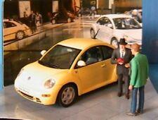 VW VOLKSWAGEN NEW BEETLE 1999 YELLOW VITESSE VML024 1/43 JAUNE NEW COCCINELLE