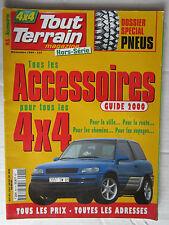 TOUT TERRAIN MAGAZINE Hors série / Guide 2000 Des Accessoires 4X4