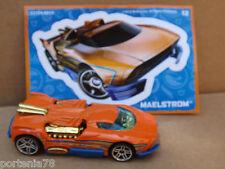 2013 Hot Wheels Mystery Models MAELSTROM 12/24 Loose ORANGE