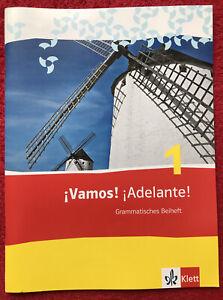 ¡Vamos! ¡Adelante! 2. Grammatisches Beiheft | Broschüre