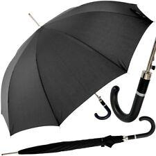 PIERRE CARDIN Herren Regenschirm Groß Stockschirm Lang Schirm Umbrella Long NEU