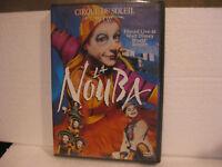 Cirque Du Soleil - La Nouba (2-Disc DVD) Filmed At Walt Disney World!