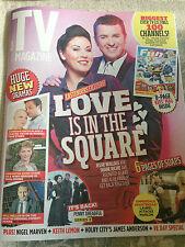 UK TV MAGAZINE - JOSH HARTNETT - CAM GIGANDET - JAMES ANDERSON - SOPHIE TURNER
