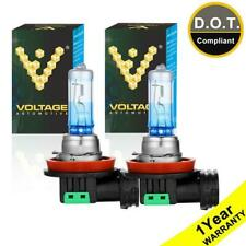 Voltage Automotive H11 Headlight Bulb Night Eagle 40% Brighter Replacement