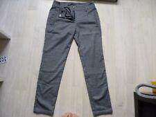 pantalon à pince zara 34