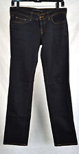 J Brand 914 Black Cigarette Straight Leg Jeans 26 USA Womens