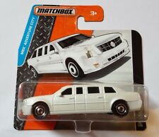 Matchbox Cadillac One  Presidential limo Limousine short card