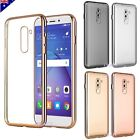 For Huawei GR5 | GR5 2017 Luxury Soft Gel Clear Transparent Case Cover