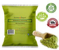 5lb Moringa Leaf Powder 100% Pure Natural oleifera Superfood Gluten Free 5 Libra
