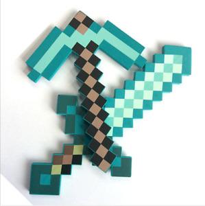 Minecraft Schwert Spitzhacke Waffen Modell Figures Spielzeug Kindergeschenk 2021