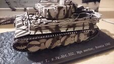 Warmaster/Dragon Armor 1/72 Tiger I/serbatoio/Carro Armato/Panzer lotta carrello/TANQUE