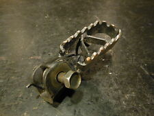 1982 Yamaha YZ490 YZ 490 Clutch Side Foot Peg