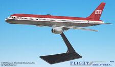 Flight Miniatures LTE International Airways Boeing 757-200 1:200 Scale RETIRED d