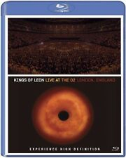 KINGS OF LEON Live At The O2 London England BLU-RAY BRAND NEW Live At The 02
