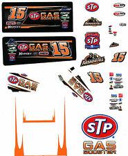 # 15 Donny Schatz Gas Booster 2013 Knoxville Nationals Sprint Car DECAL SHEET