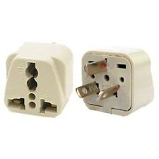 Grounded Travel Plug Adapter Type I Australia, New Zealand, China - 2 Pack