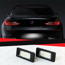 2 SUPPORT LED PLAQUE BMW SERIE 3 E90 E91 318D 320D 325D 330D 335D 330XD 320i