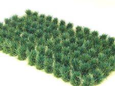 10mm Dark Marsh Grass Tufts 98 Self-Adhesive Multi-Scale Tufts