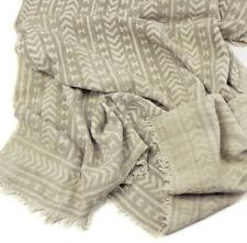 Antique handmade Bogolan strip-woven mud cloth from Mali, West Africa B217