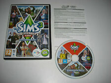 The Sims 3 University Life Expansion Pack Video Game - PC DVD-Rom & MAC
