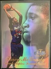 1997-98 Fleer Flair Showcase Row 3 Tracy McGrady Sec 2 Seat 21