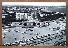 Rimini dall'aereo - panorama [grande, b/n, viaggiata]