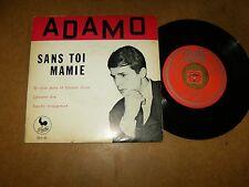 ADAMO  - EP FRENCH PATHE 43 / LISTEN - FRENCH  TEEN YE YE  POPCORN