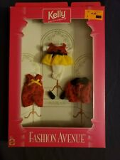 1997 Mattel Fashion Avenue Kelly Butterfly Outfit #16696 please read