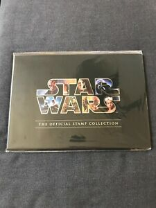 GB 2020 Star Wars™: The Official Stamp Collection Folder | Brand new & sealed