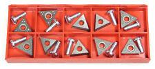 10 AccuTurn 433796 Positive Rake Carbide Brake Lathe Bits Cutters