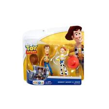 "DISNEY TOY STORY TRU SHERIFF WOODY & JESSIE FIGURE 4"" 2-PACK *NU*"