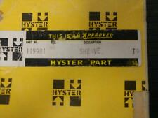 HYSTER 119981 SHEAVE