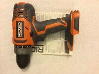 "New Ridgid R860052 18V 18 Volt 1/2"" Cordless Drill Driver Lithium Ion"