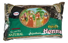 Ayur Extra Rich Natural  Henna 200gm, Hair dye powder Free Shipping