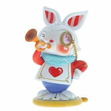 Official The World of Miss Mindy Presents Disney White Rabbit Figure 6001037