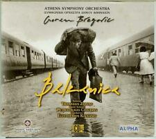 Balkanica- Goran Bregovic, OST CD, New/Sealed