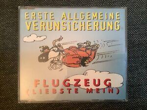 Maxi CD Erste Allgemeine Verunsicherung*EAV*Flugzeug*PROMO