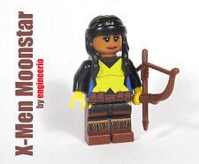 LEGO Custom - Moonstar - Marvel X-Men Super heroes wolverine Rogue mini figure