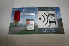 NOUVELLE  SD CARTE  EUROPE V10 - NISSAN JUKE -   2020/2021 + ZONES A RISQUES