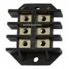 6 Terminal Mounting Block Part for EdenPURE GEN3 1000 Infrared Heater MSRP $8.95