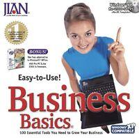 Jian Series Business Power Tools Software PC Windows XP Vista 7 Sealed New
