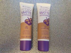 Rimmel Stay Matte Liquid Mousse Foundation (Multiple Shades)