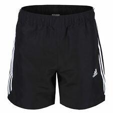 Adidas Chelsea kurze Hose 3 Streifen AW17 aus Polyester Climalite Joggen Fitness