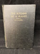 The Building of a Planet/Building and Operation Solar System A. Kraetzer 1927 HB