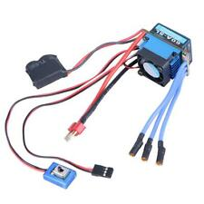 60A Low Resistance Brushless Electric Speed Controller for (ESC) 1:10 Car L&6