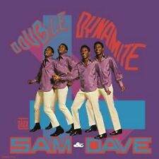 Sam & Dave - Double Dynamite - New 180g Vinyl  LP - Pre Order - 7th July