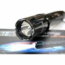 RED LASER + Electro Shocker Led Flashlight Self-Defense Tourch Police